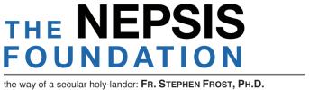 the NEPSIS foundation Logo